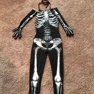 Other - Sexy skeleton costume!